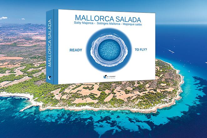 Libro regalo Mallorca Salada